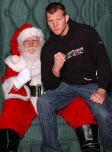 Trav N Santa