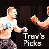 Travis's MMA Video Pics