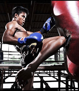 heavy bag buakaw