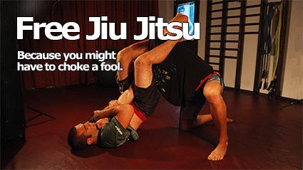 free jiu jitsu lessons online