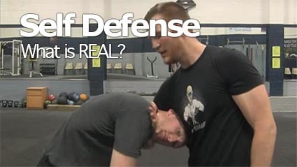 self defense - what is real