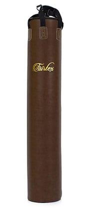 buy fairtex brown leather heavy bag